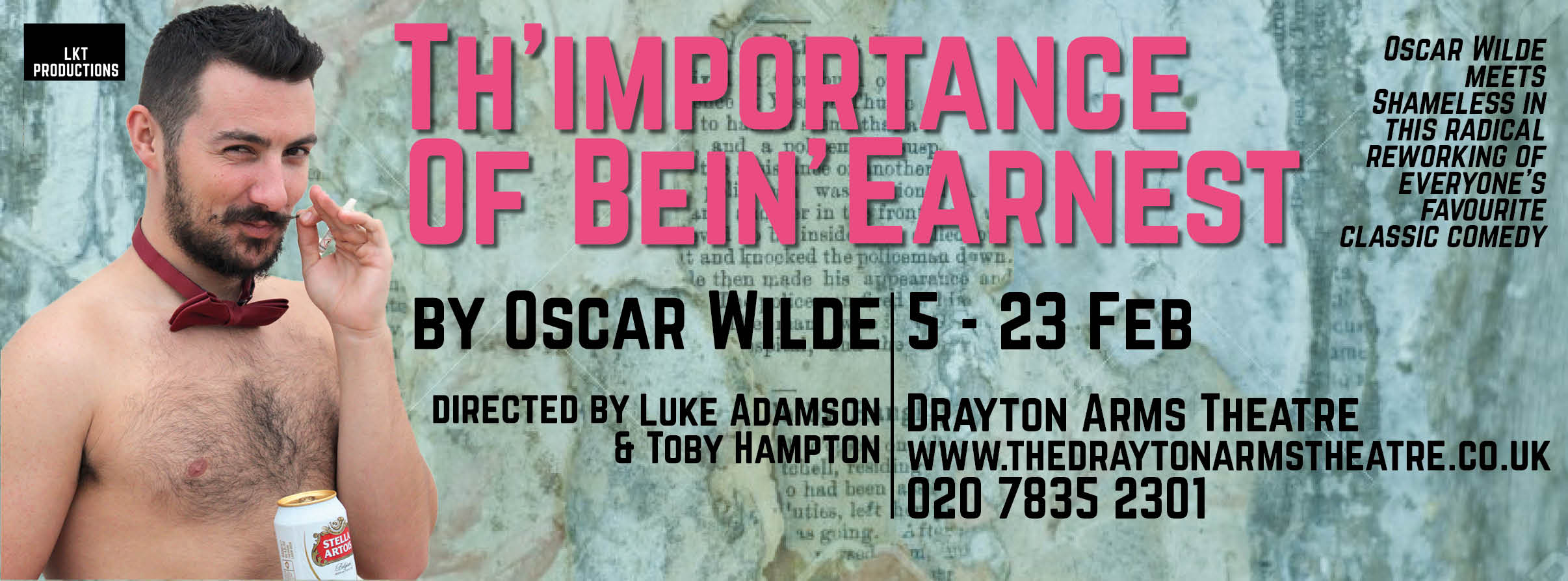 Th' Importance of Bein' Earnest